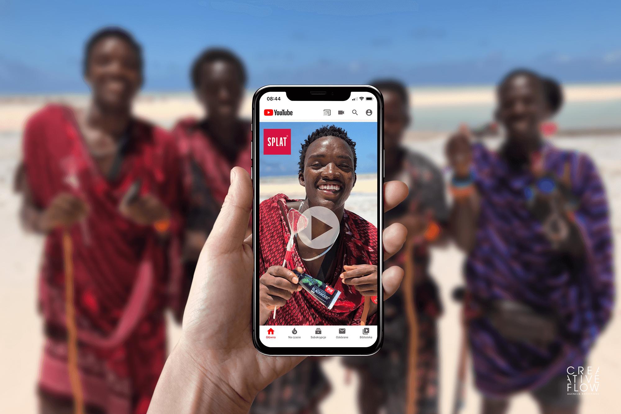 Agencja reklamowa Creative Flow - media społecznościowe