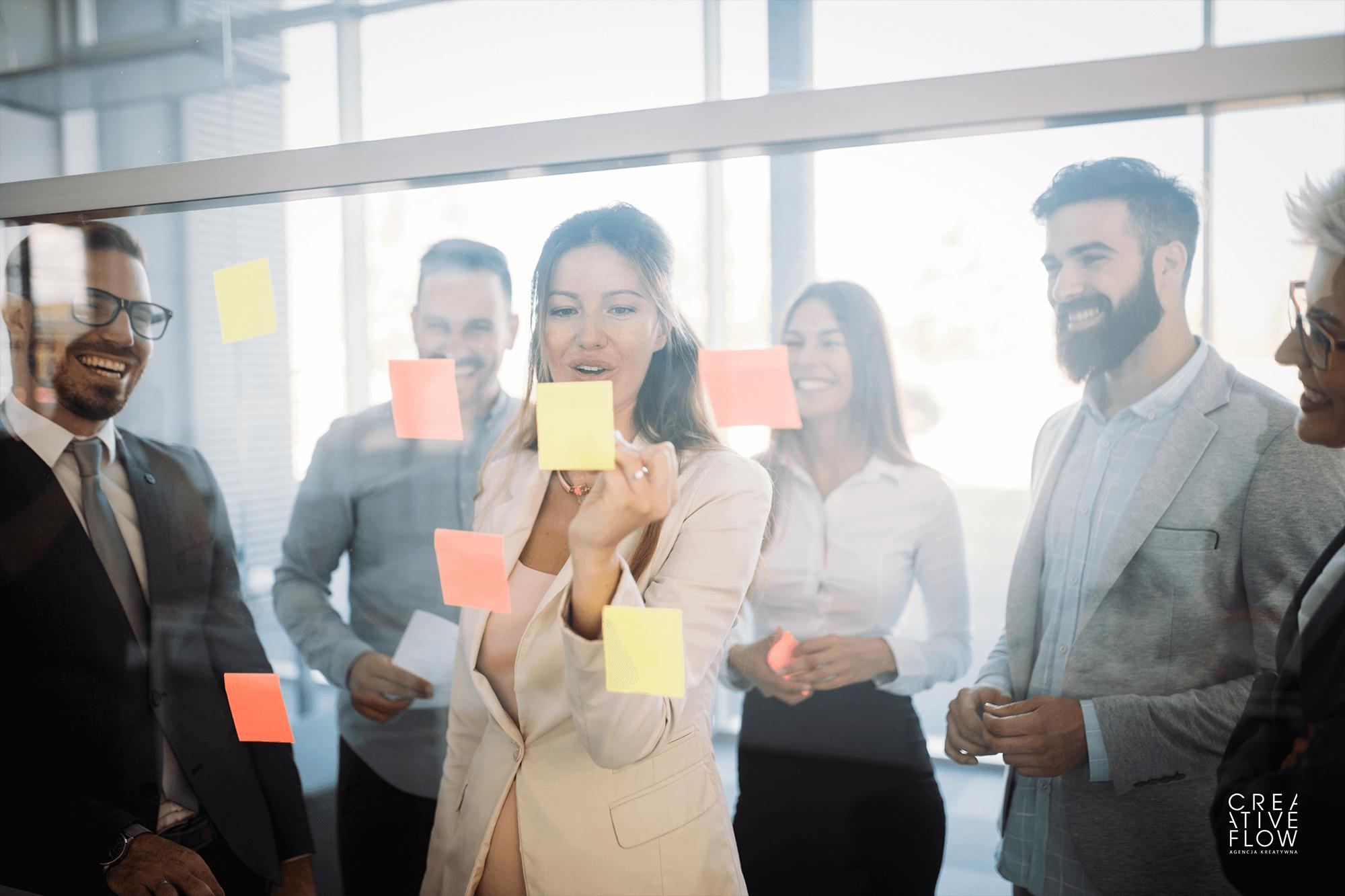szkolenia iwarsztaty agencji marketingowej Creative Flow